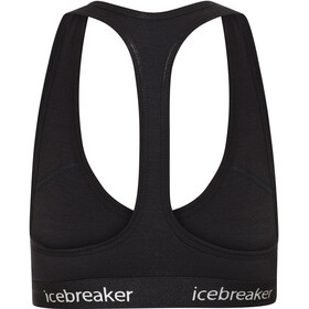 Icebreaker Sprite - Brassière de sport Femme - noir